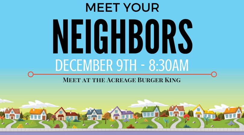Meet Your Neighbors (3)