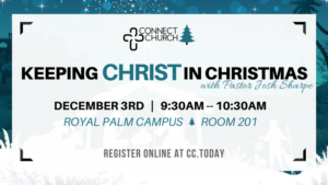 Keeping Christ in Christmas (2)