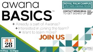 Awana Basics Graphic
