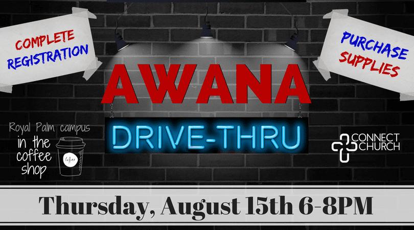 Awana Drive-Thru