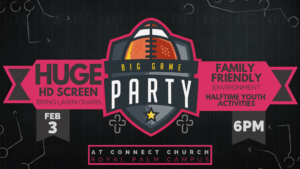 Super Bowl Game Watch Party