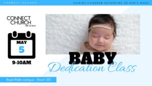 Baby Dedication Class