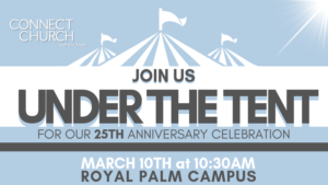 UNDER THE TENT - 25th ANNIVERSARY CELEBRATION