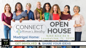 Women's Ministry - Open House